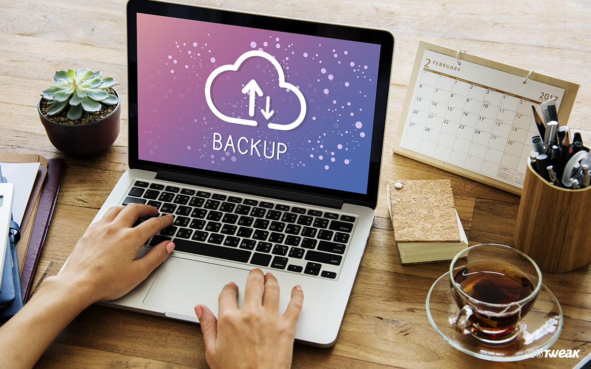 5 Things to Keep in Mind While Backing up your Data