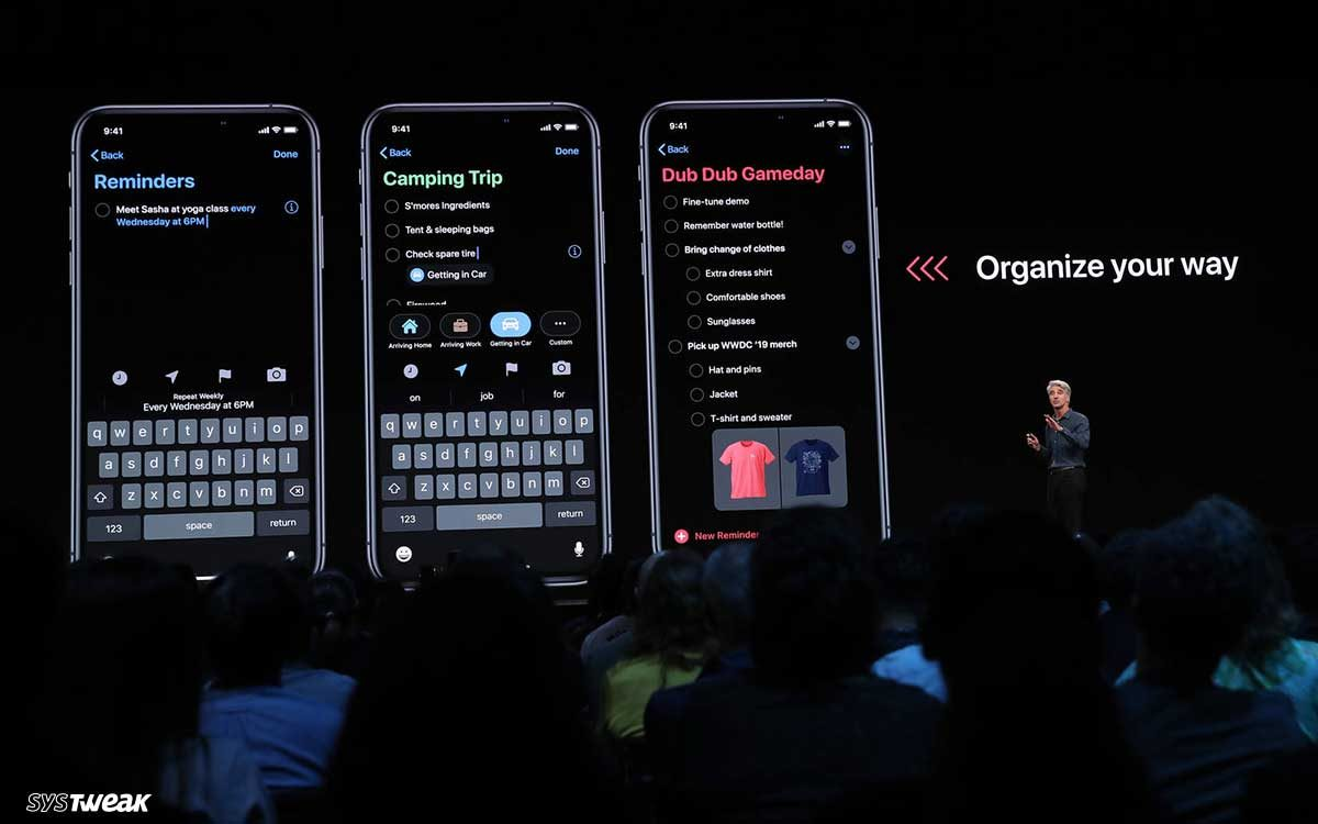 What Apple Brings With WWDC 2019