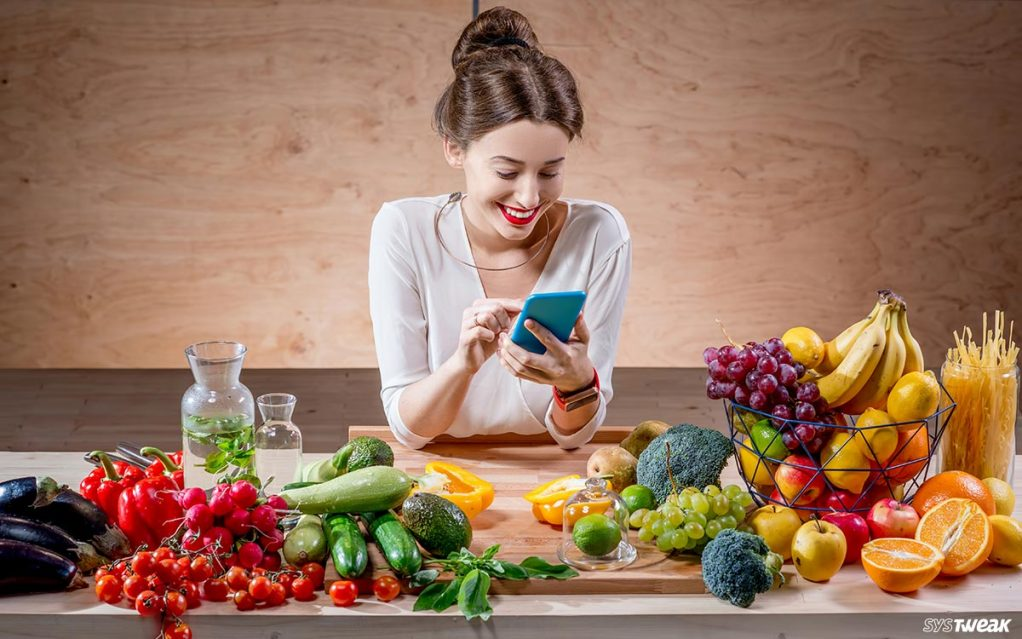 Stay Safe & Healthy With The Best Food Apps