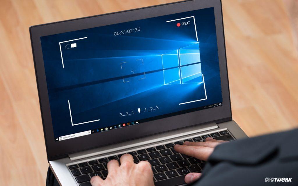 Best Screen & Audio Recorders For Windows 10