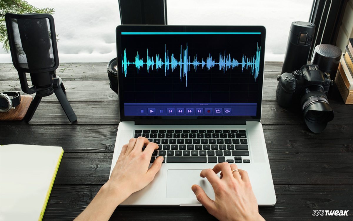 Audio Recording Software Mac