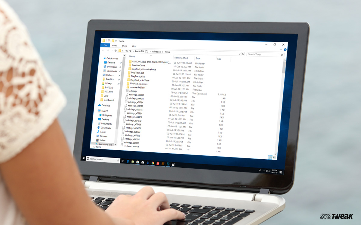 Files & Folders Safe To Delete To Recover Space On Windows