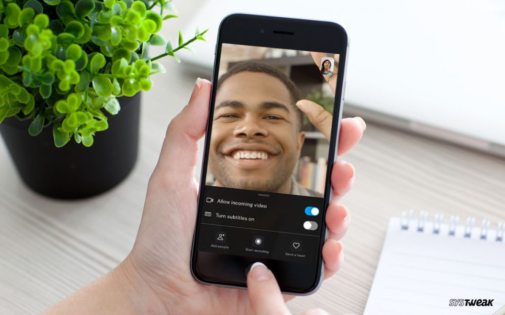 How to Share Your Phone Screen on Skype