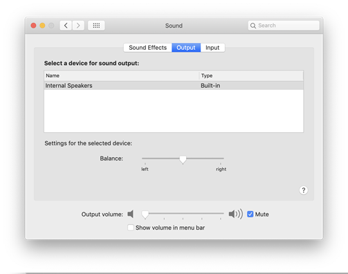 What To Do If MacBook Sound Is Not Working?