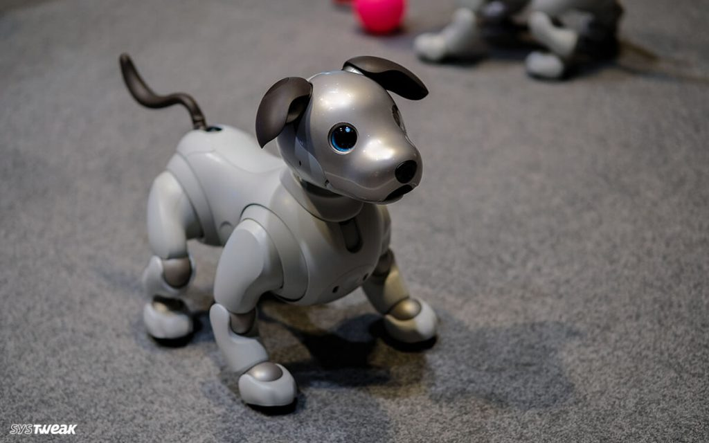 Say Hello to Sony Aibo—Coolest Robotic Dog of this Millennial