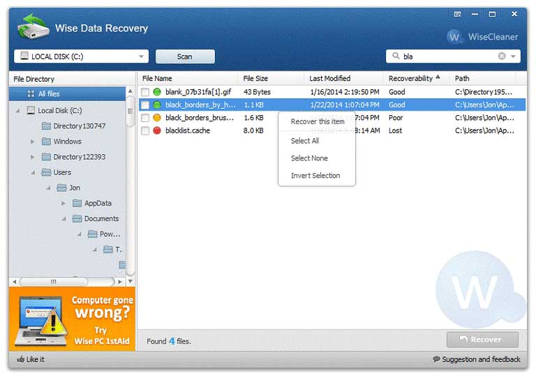 12 Best Data/File Recovery Software for Windows 10, 8, 7 (2019)
