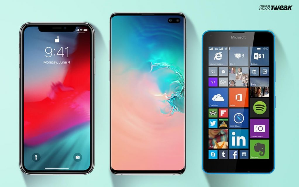 Top 5 Alternatives To Android OS 2019