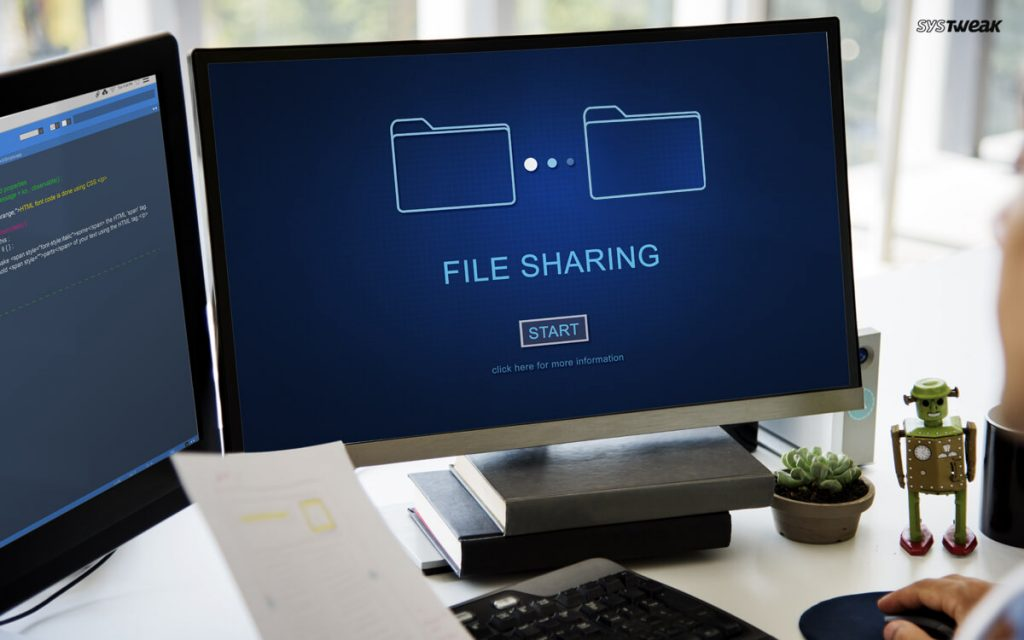 Automatically Move Files From One Folder To Another On Windows 10