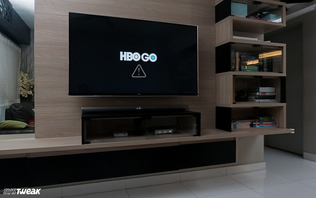 How To Fix HBO Go or HBO Now Not Working Issue?