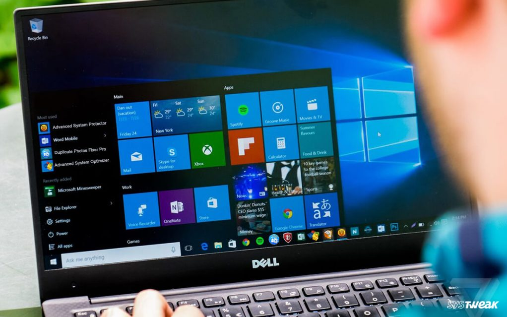 Customize Windows 10 Start Menu For Improved Experience