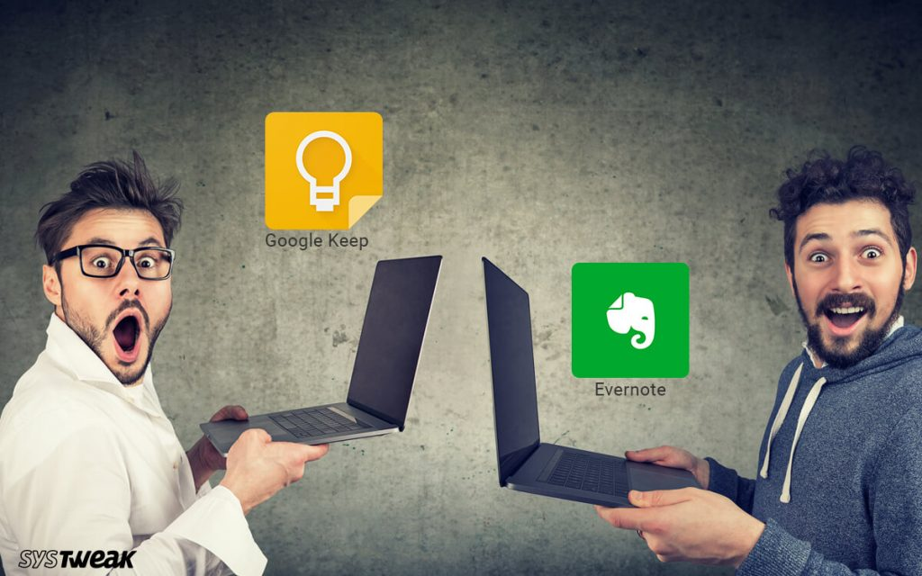 Google Keep vs. Evernote: Which One's The Best To Take Some Notes?