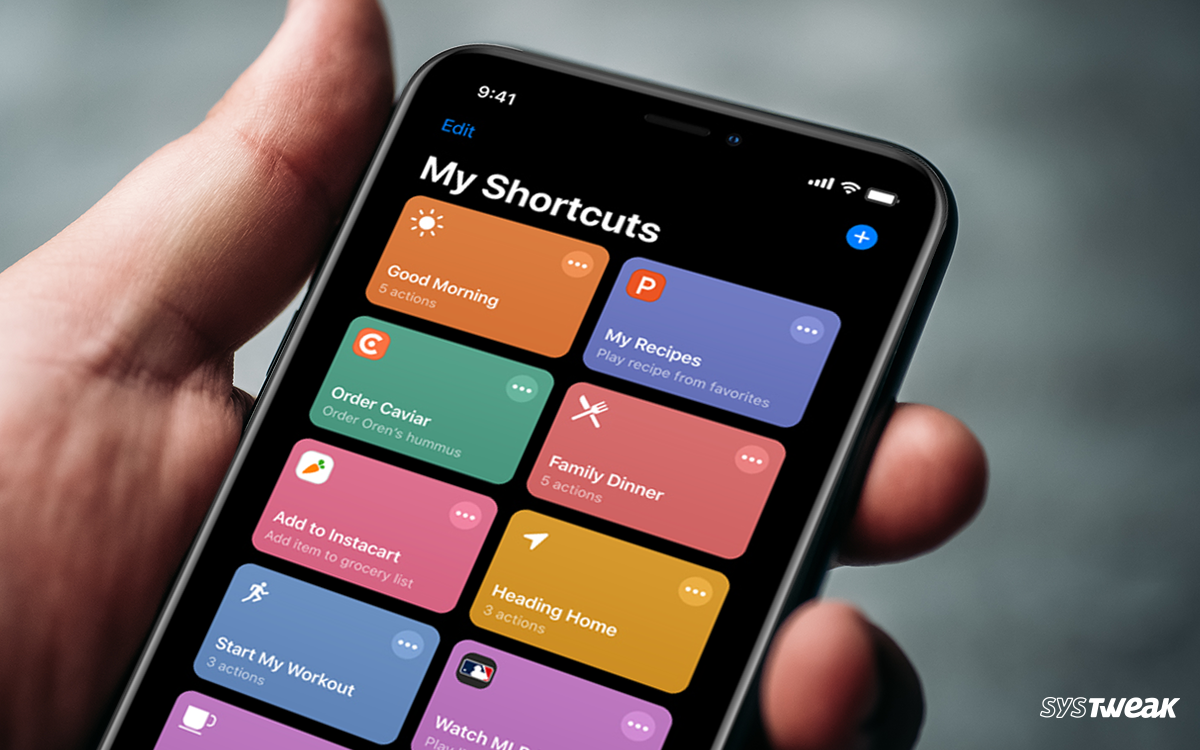 Apple Has A New Take On Siri Shortcuts In iOS 13 Update