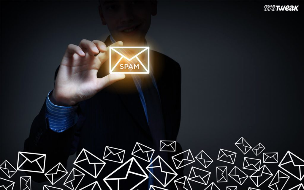 How To Identify Spam In Email