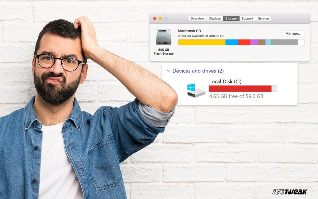 Disk Cleanup Guide: For Windows & Mac Users