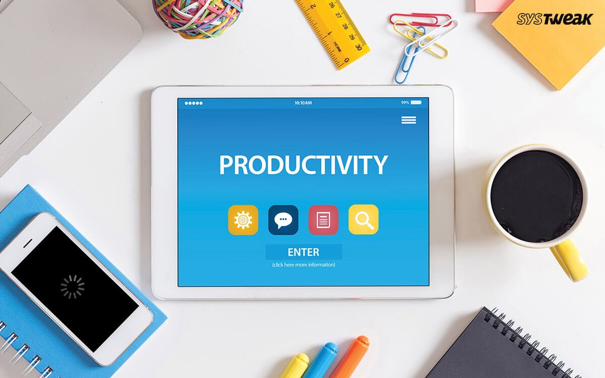 Ease Your Life With These Best Productivity Apps For iPhone 2019