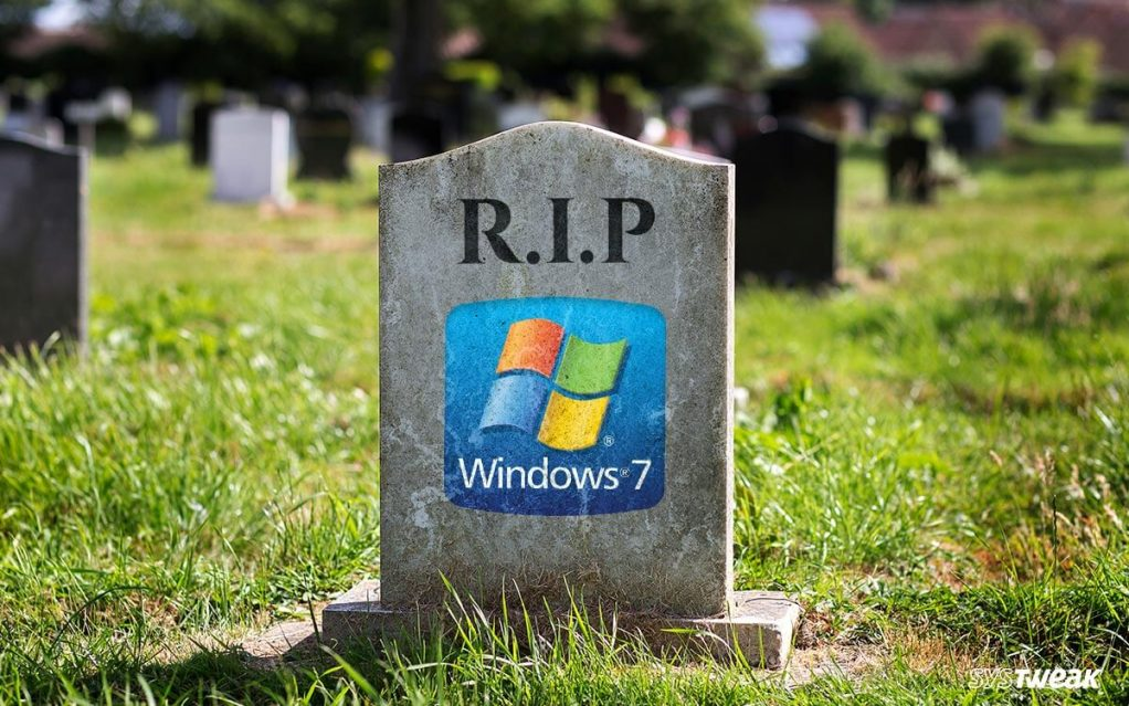 What Would Happen When Microsoft Windows 7 Support Ends?