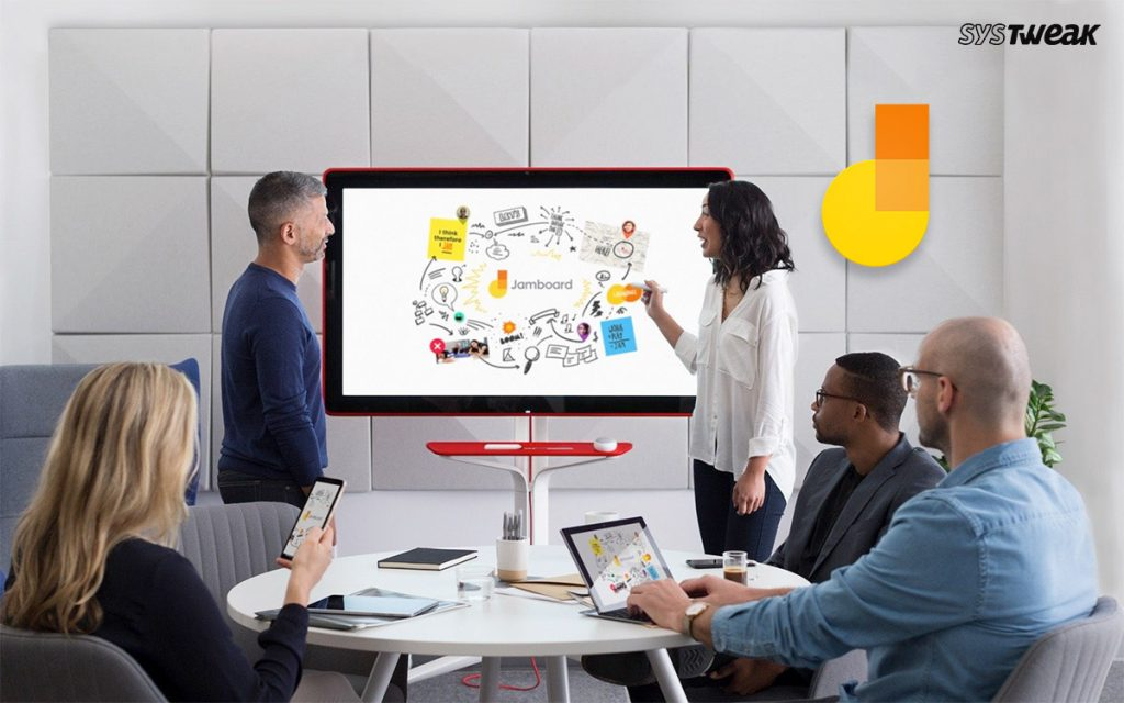 What is Google Jamboard? The Latest Interactive Whiteboard Tool
