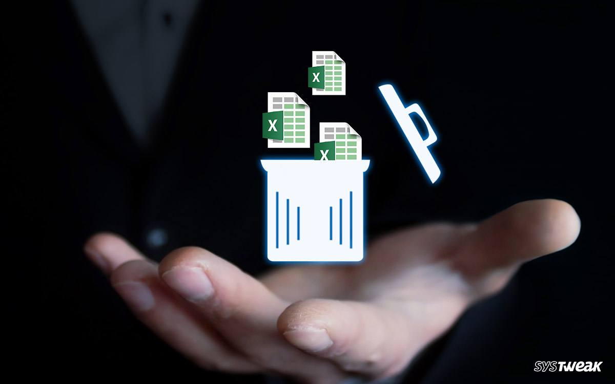 How To Recover Permanently Deleted Excel Files?