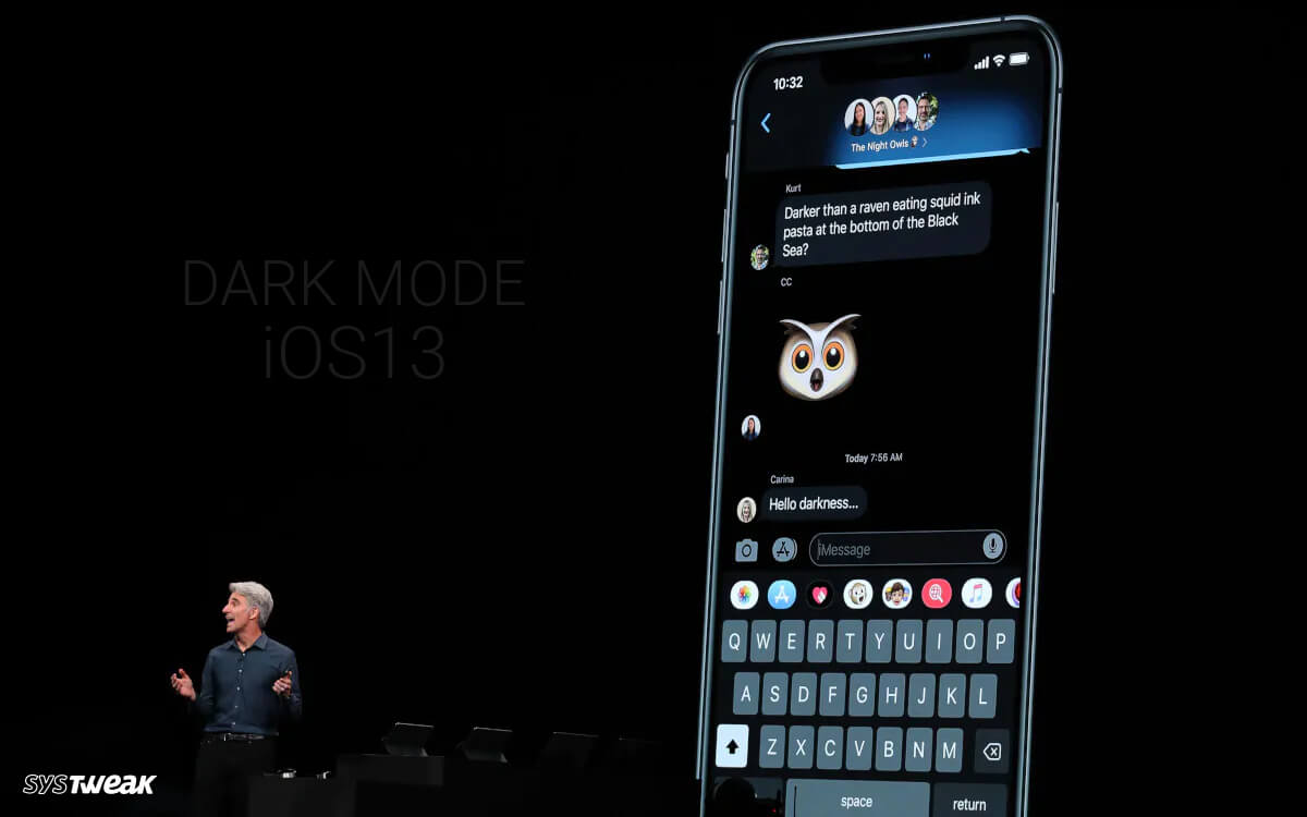 How To Turn On Dark Mode In iOS 13?
