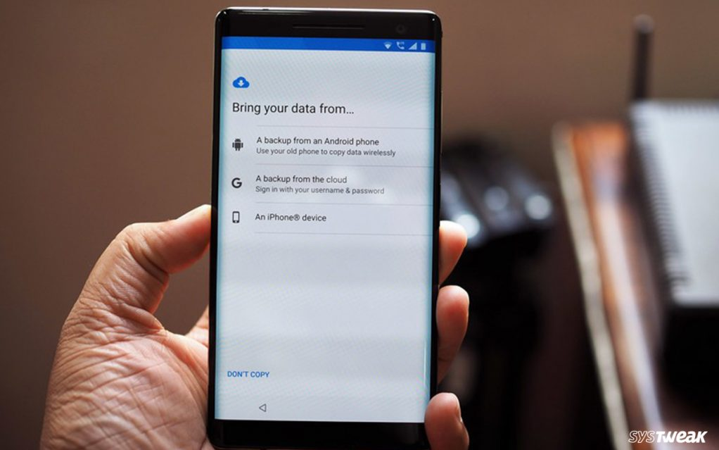 How Do I Restore My Android Phone From a Backup?