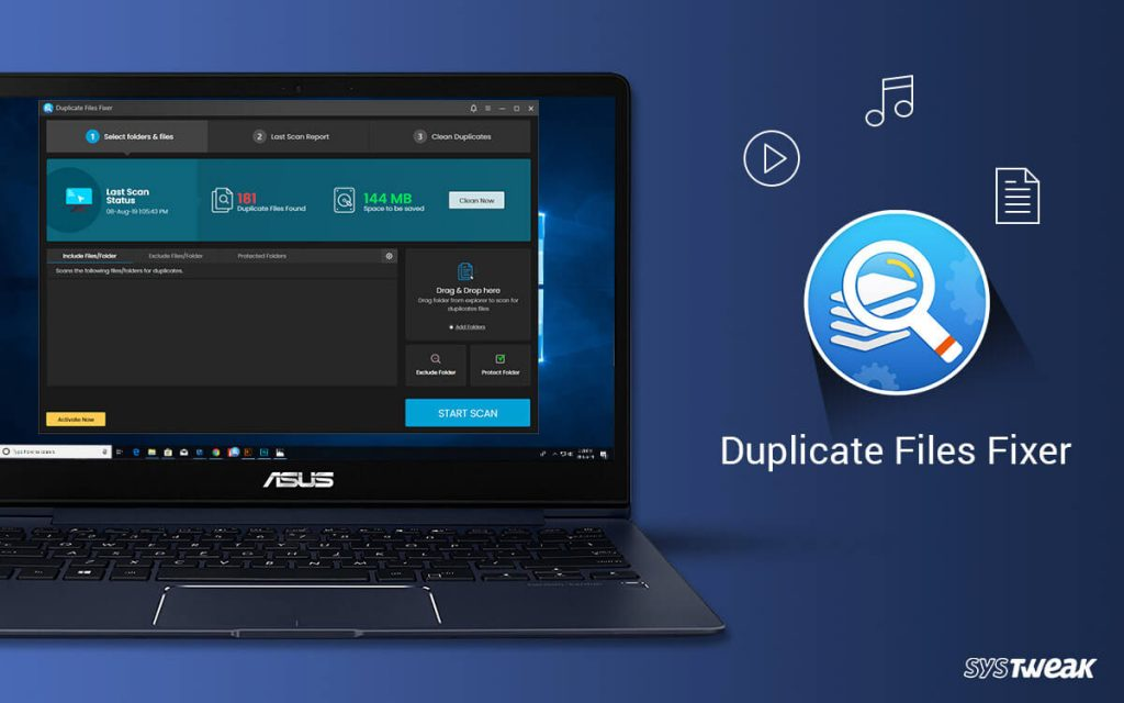 Duplicate Files Fixer: An Easy Duplicate Finder Tool