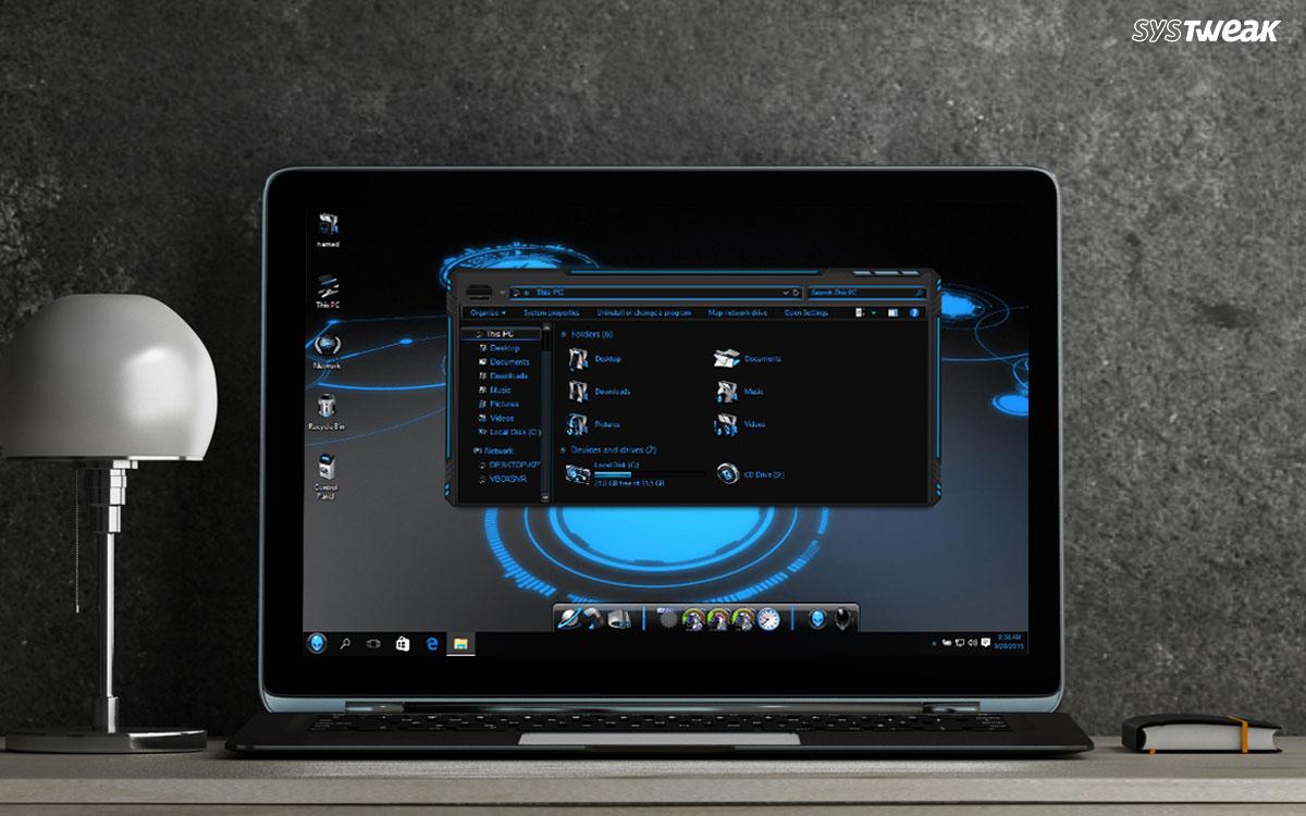 15 Best Free Windows 7 Themes To Embellish Your Desktop