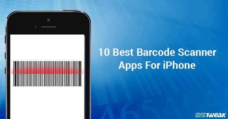 10 Best Barcode Scanner Apps For iPhone 2019