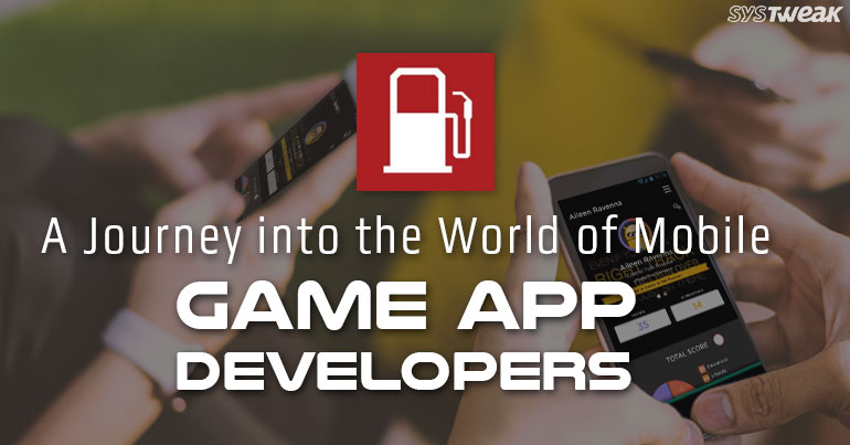 A Journey into the World of Mobile Game App Developers