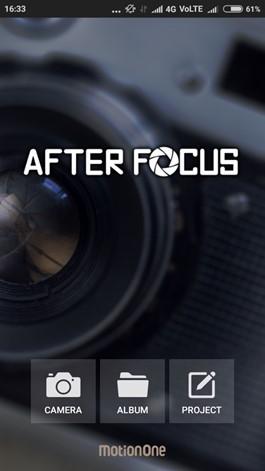 After focus app