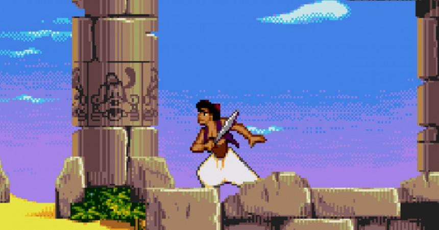 Disney's Aladdin (SNES, Genesis)