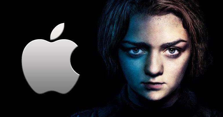 Apple – Arya Stark