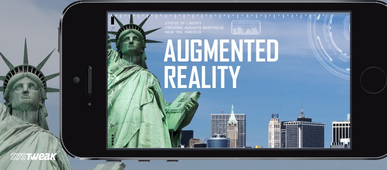 Augmented Reality: Augmenting your Real World