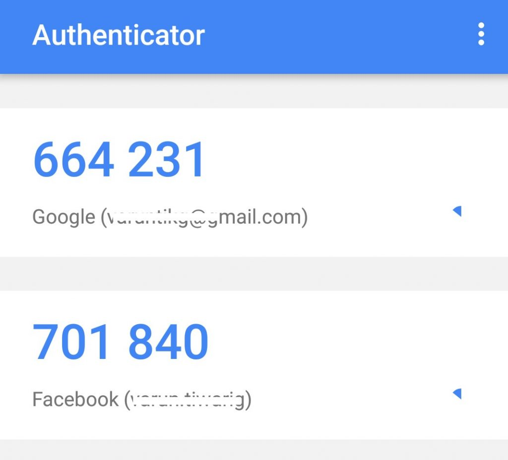 How To Use Google Authenticator To Generate Security Code For Facebook
