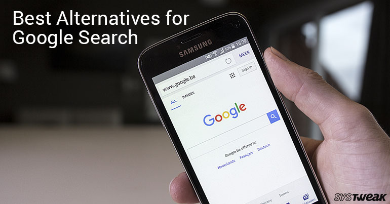 Best Alternatives To Google Search