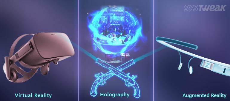 Reality Wars: Virtual Reality v/s Augmented Reality v/s  Holography