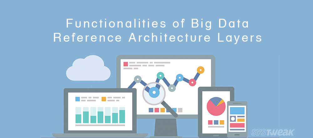 Functionalities of Big Data Reference Architecture Layers