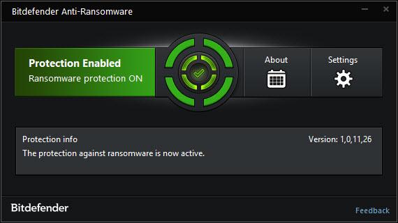 Bitdefender-Anti-Ransomware