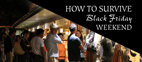 Dos and Don'ts To Survive The Black Friday Weekend