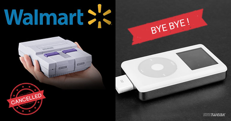 NEWSLETTER: GOODBYE IPOD NANO & NINTENDO CANCELS SNES PRE-ORDER