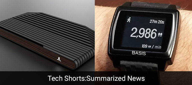 NEWSLETTER: ATARI TEASES NEW CONSOLE & INTEL DISTANCES ITSELF FROM WEARABLES