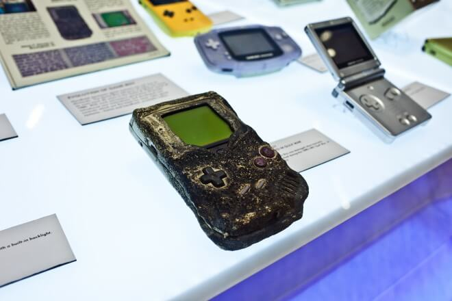 Bomb Proof Gameboy