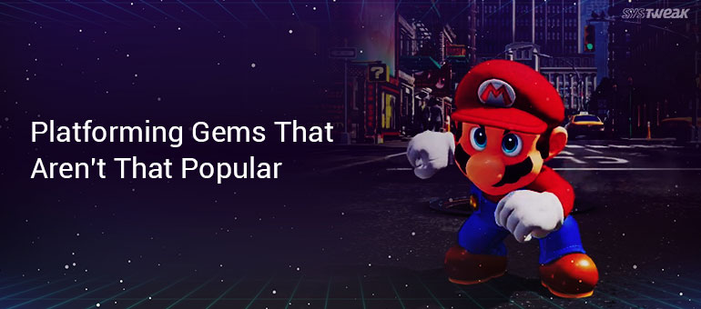 6 Great Platformers Other Than Mario