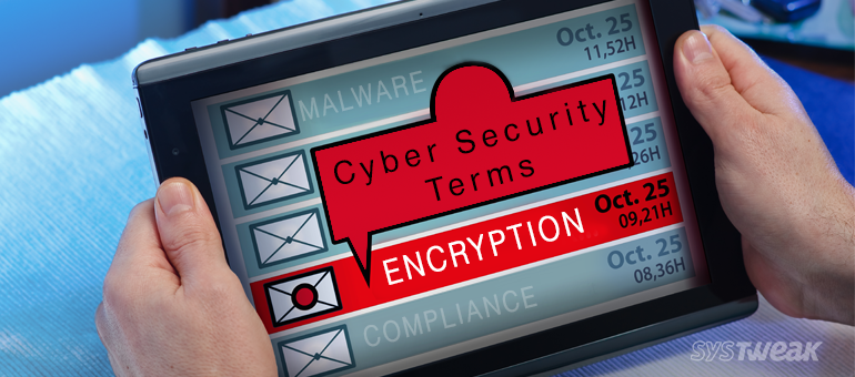 25 Cybersecurity Terms to Know While Cyber Crime Rises Rapidly