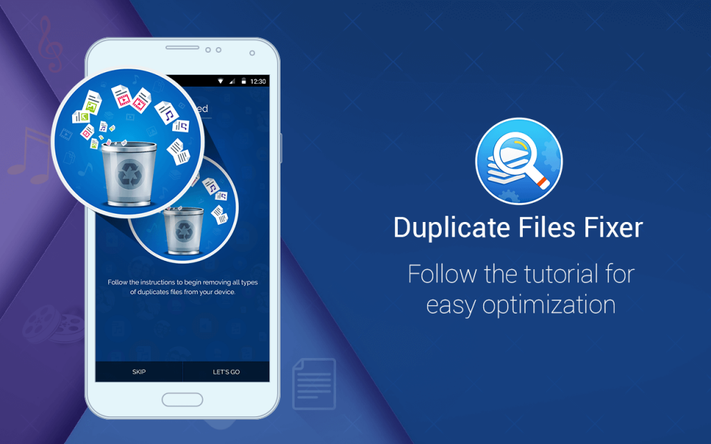 DFF Android - duplicate photo detector