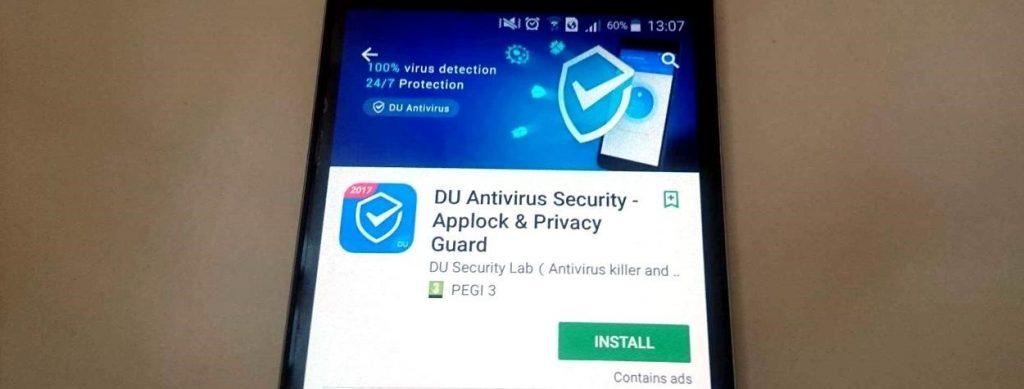 DU antivirus