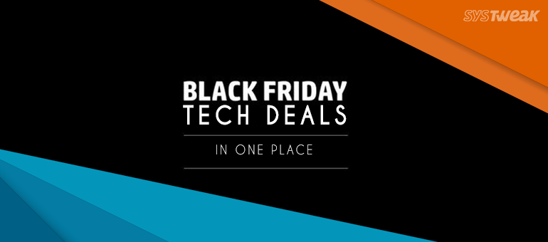 Friday Essentials: Black Friday Deals to Die For!