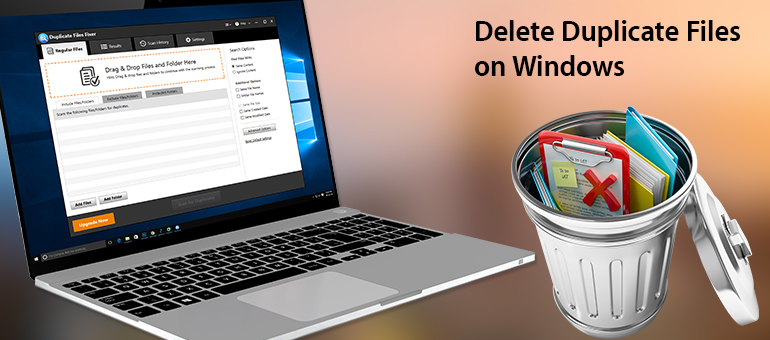 Duplicate File Finder – Find and Remove Duplicate Files on Windows PC