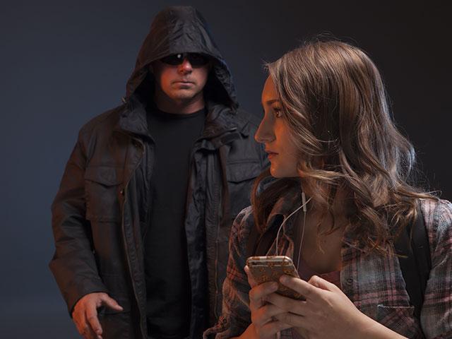 Digital Harassment, Cyberstalking