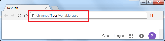 Disable QUIC Protocol in Chrome 1