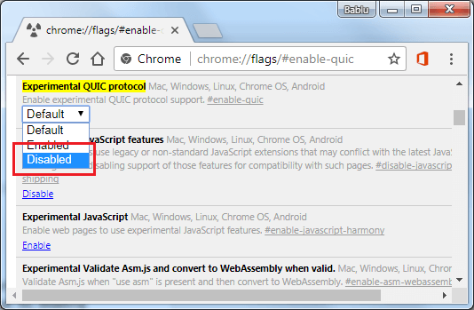 How to Fix ERR_SSL_PROTOCOL_ERROR in Google Chrome